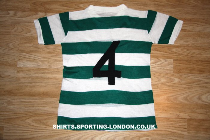 1977-1987 HOME SHIRT BACK