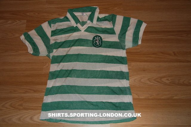 1980-1981 HOME SHIRT FRONT