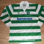1990-1991 HOME SHIRT FRONT