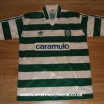 1992-1993 HOME SHIRT FRONT
