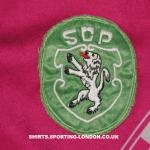 1992-1994 GOALKEEPER SHIRT CREST