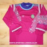 1992-1994 GOALKEEPER SHIRT FRONT