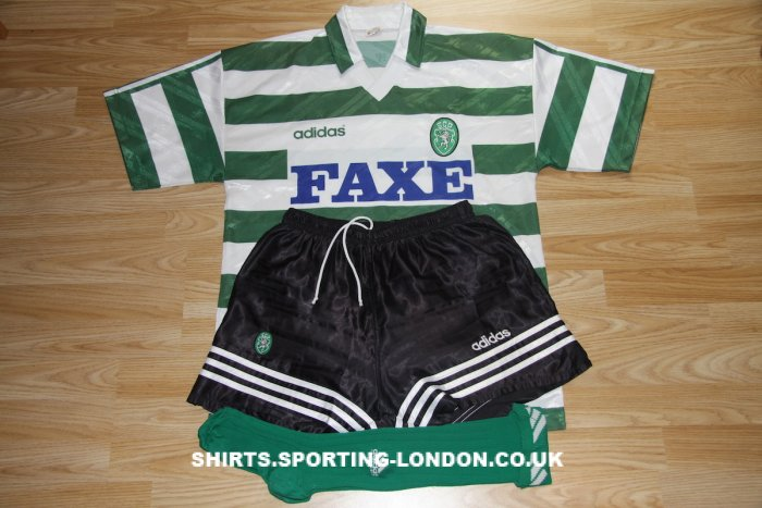 1993-1994 HOME SHIRT EQUIPMENT