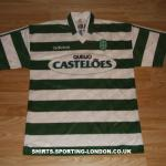 1994-1995 HOME SHIRT FRONT