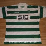1995-1996 HOME SHIRT FRONT