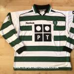 2001-2002 HOME SHIRT FRONT