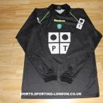 2001-2002 GOALKEEPER SHIRT FRONT