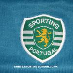 2002-2003 GOALKEEPER SHIRT CREST
