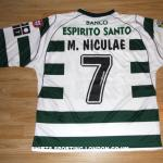 2002-2003 MAIN SHIRT BACK MARIUS NICULAE