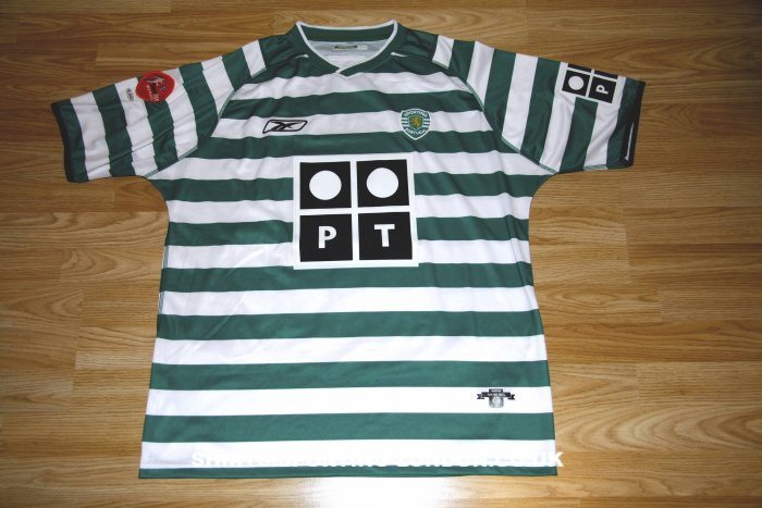 2003-2004 HOME SHIRT FRONT