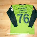 2004-2005 GOALKEEPER SHIRT BACK