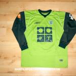 2004-2005 GOALKEEPER SHIRT FRONT