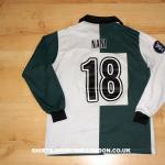 2005-2006 STROMP SHIRT BACK *CENTENARY*  UEFA MODEL