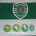 2005-2006 HOME SHIRT CREST *CENTENARY* LIMITED EDITION