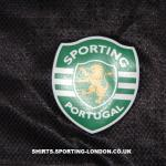 2006-2007 GOALKEEPER SHIRT CREST