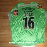 2006-2007 GOALKEEPER SHIRT BACK CUP FINAL