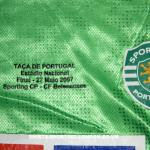 2006-2007 GOALKEEPER SHIRT CREST CUP FINAL
