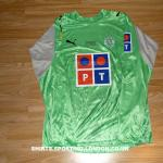 2006-2007 GOALKEEPER SHIRT FRONT CUP FINAL