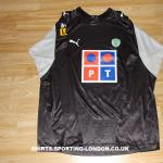 2006-2007 GOALKEEPER SHIRT FRONT