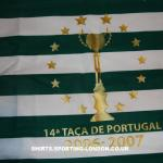 2006-2007 MAIN SHIRT PORTUGUESE CUP WINNERS