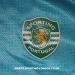 2007-2008 GOALKEEPER SHIRT CREST