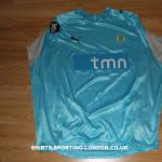 2007-2008 GOALKEEPER SHIRT FRONT
