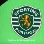 2009-2010 ALTERNATIVE SHIRT CREST