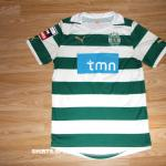 2011-2012 HOME SHIRT FRONT