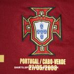 2006 Portuguese National Team main shirt - crest
