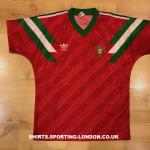1991 - 1992  Portugal National Team Front