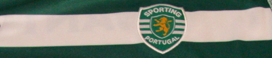 Sporting Lisbon Shirts - Camisolas do Sporting Clube de Portugal